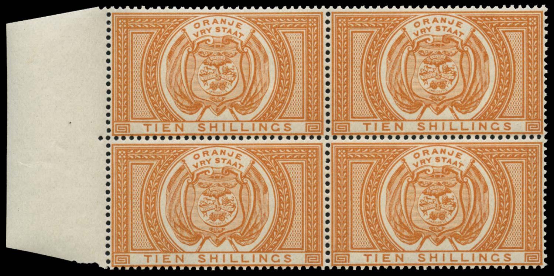 ORANGE FREE STATE 1882  SGF12 Postal Fiscal