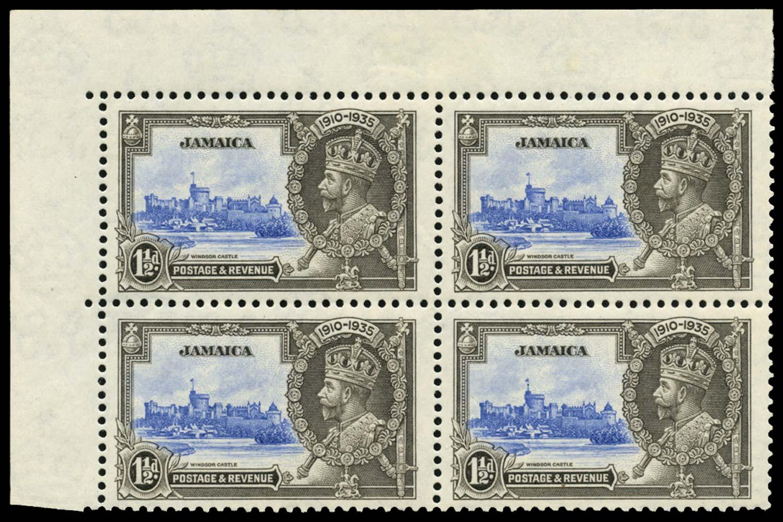 JAMAICA 1935  SG115/b Mint