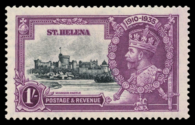 ST HELENA 1935  SG127i Mint