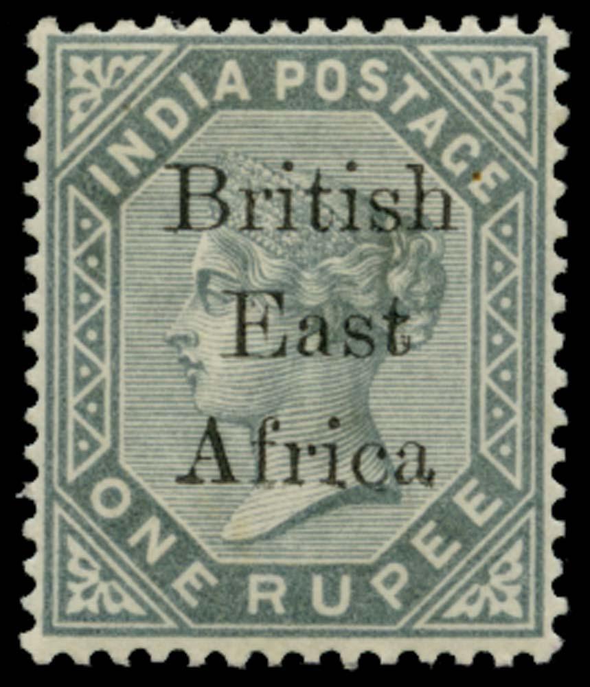 BRITISH EAST AFRICA 1895  SG59 Mint