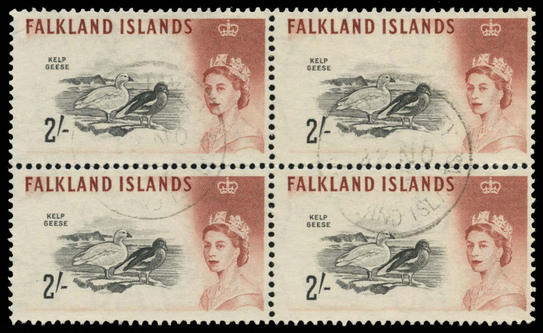 FALKLAND ISLANDS 1960  SG204a Used