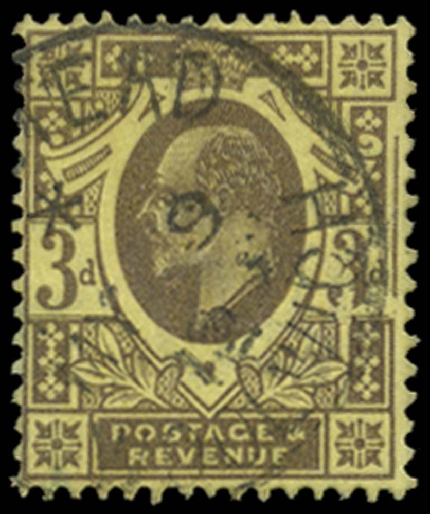 GB 1911  SG285var Used