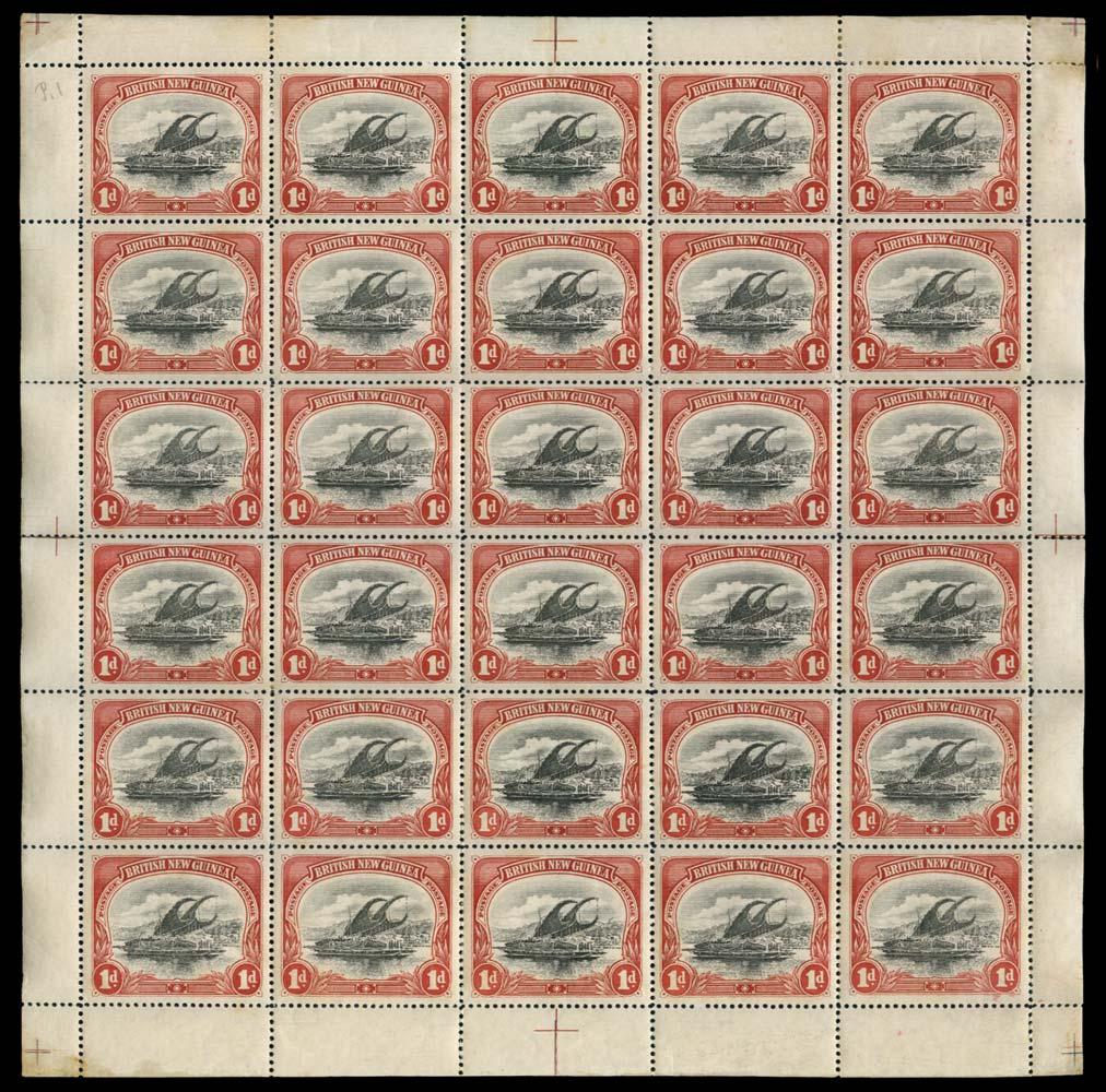 PAPUA 1901  SG2 Mint