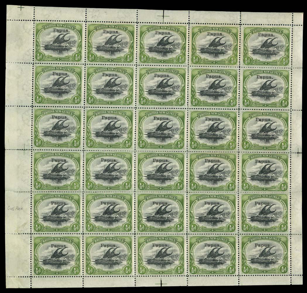 PAPUA 1907  SG34 Mint