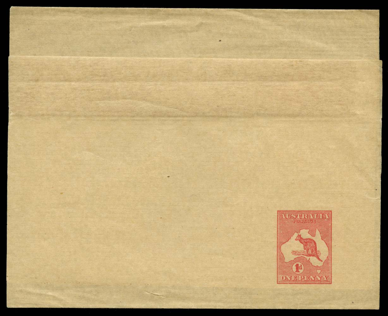 AUSTRALIA 1913 Cover