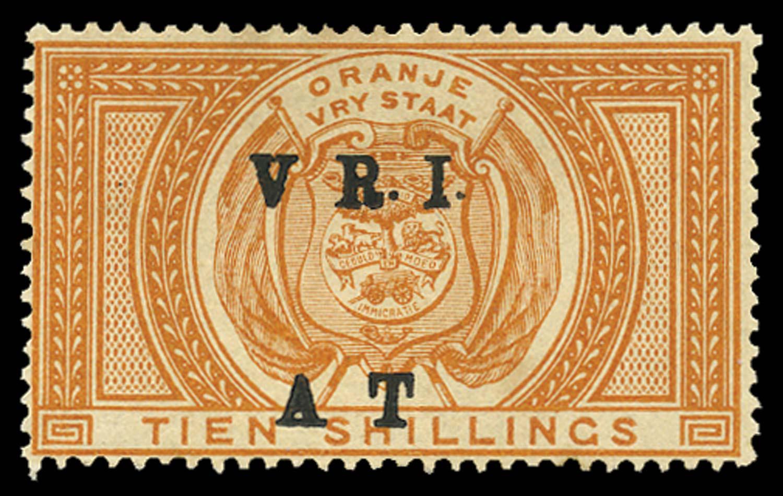 ORANGE FREE STATE 1900  SGT47b Telegraph