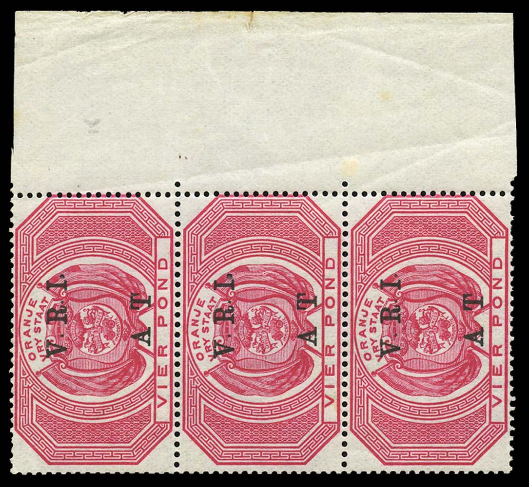 ORANGE FREE STATE 1900  SGT49, var Telegraph