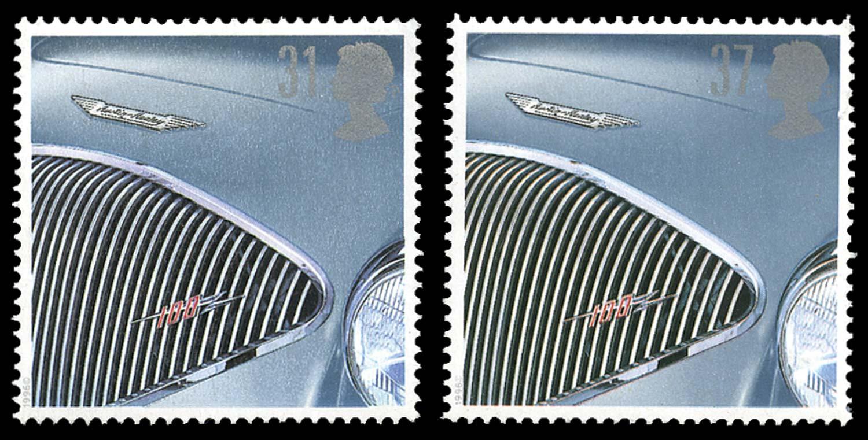 GB 1996  SG1947var Mint