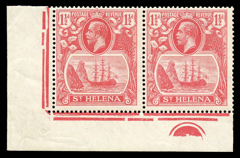 ST HELENA 1922  SG99/c Mint