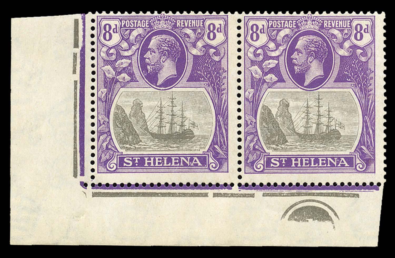 ST HELENA 1922  SG105/c Mint