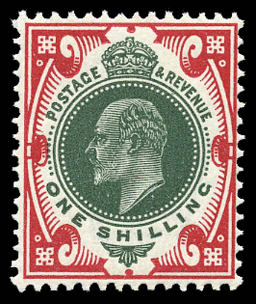 GB 1912  SG314 Mint