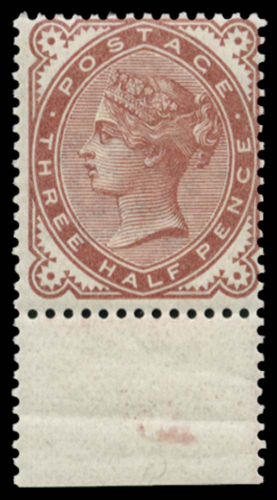 GB 1880  SG167 Mint Unmounted example