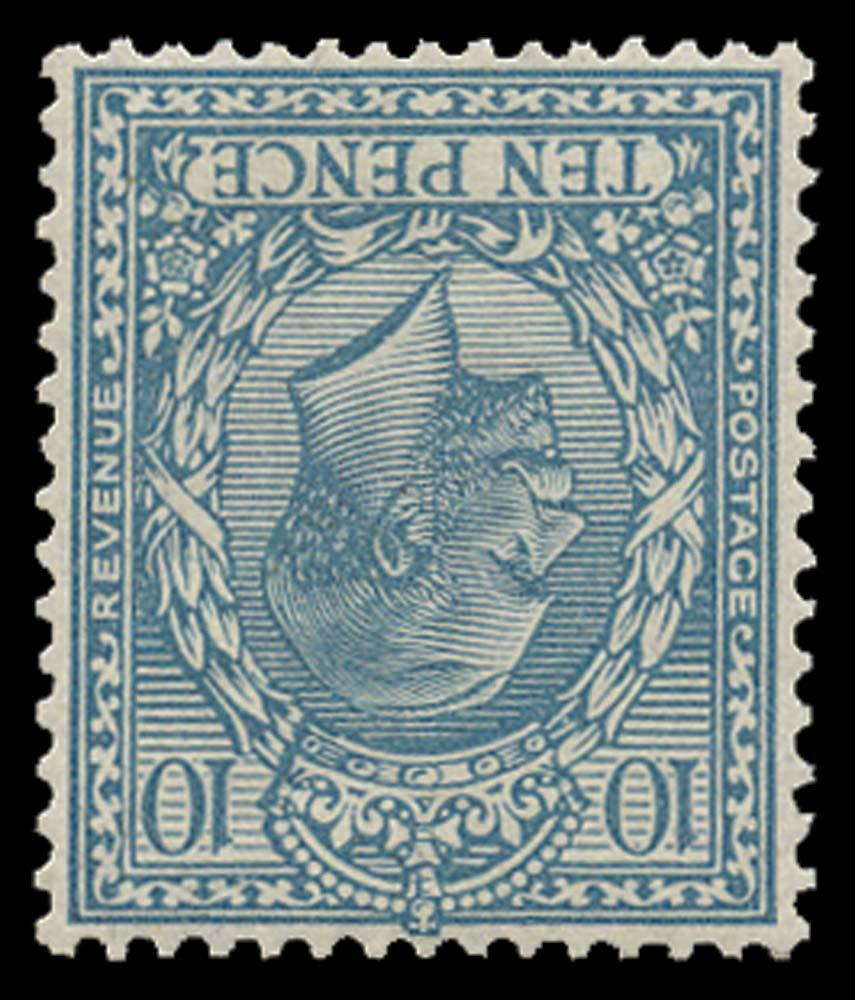 GB 1913  SG394wk Mint