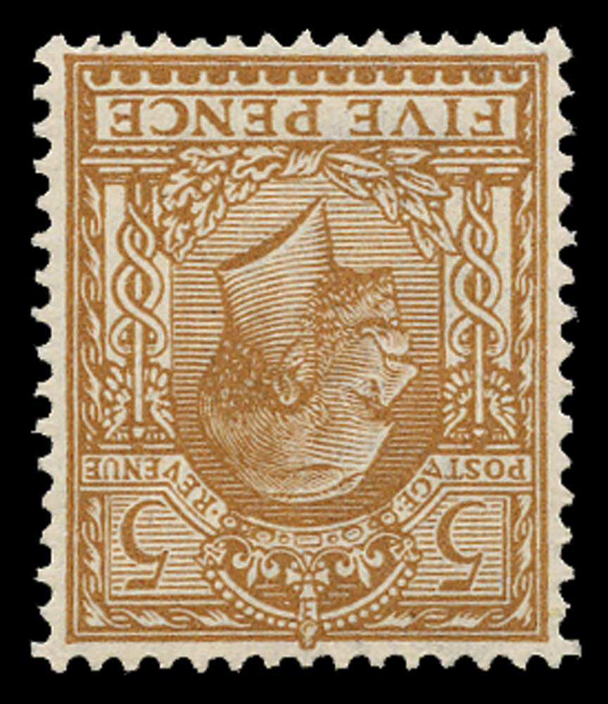 GB 1913  SG381wi Mint