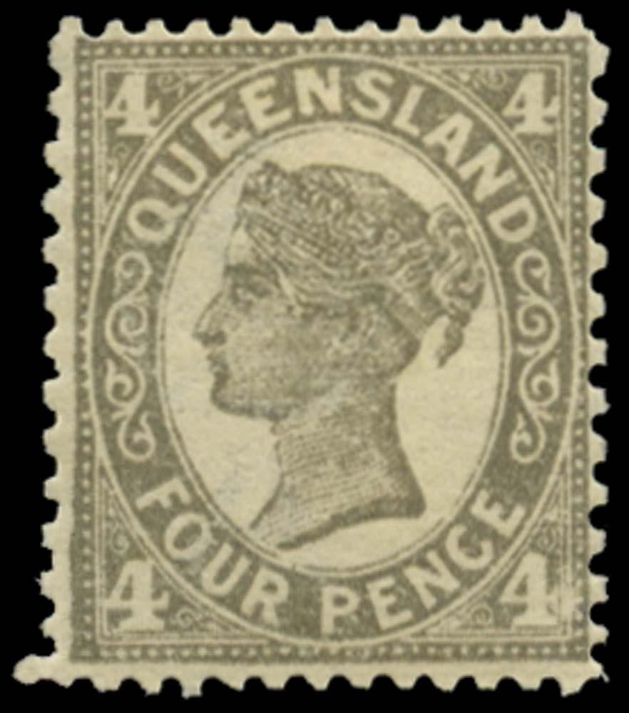 QUEENSLAND 1907  SG305 Mint