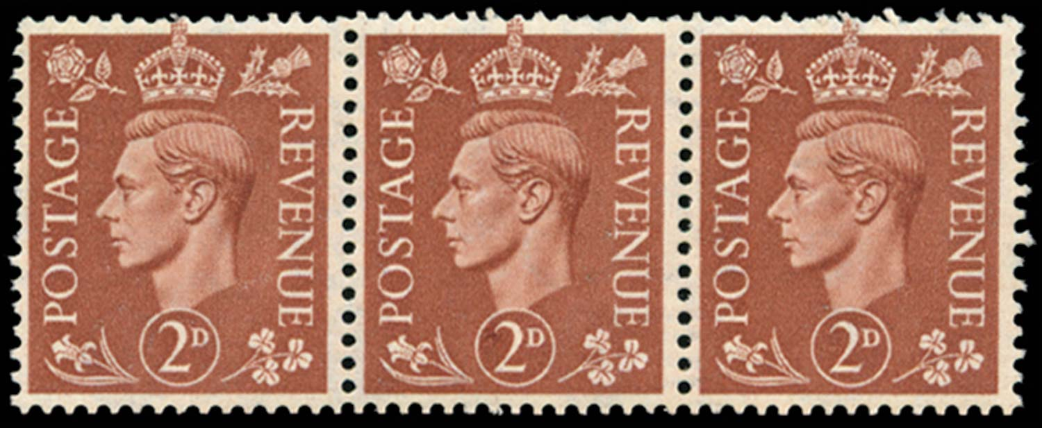 GB 1951  SG506aVar Mint