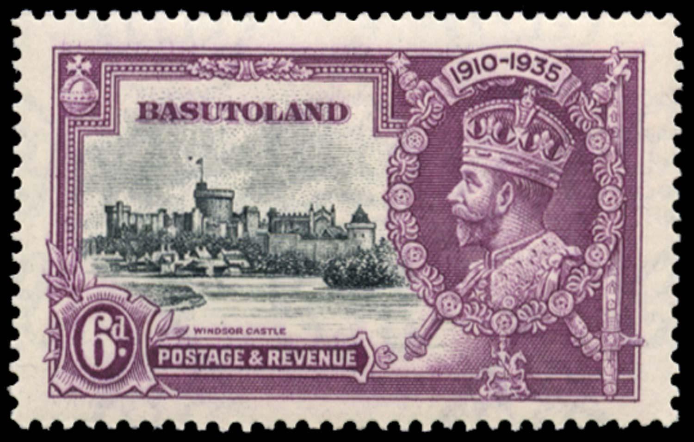 BASUTOLAND 1935  SG14h Mint