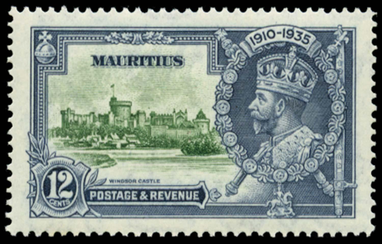 MAURITIUS 1935  SG246g Mint