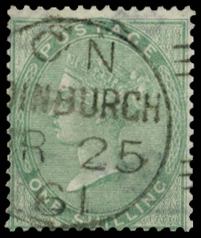 GB 1856  SG73 Used