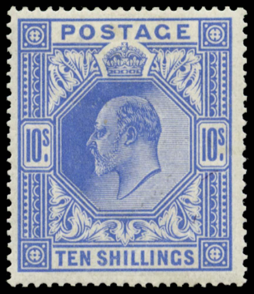 GB 1912  SG319 Mint