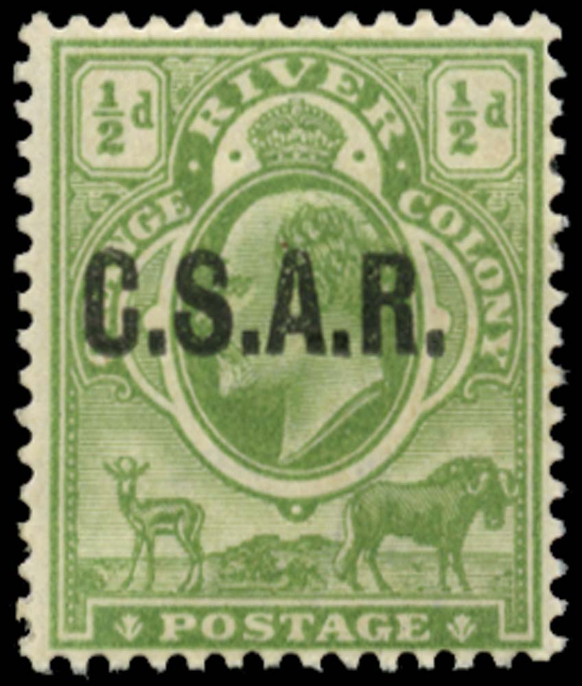 ORANGE FREE STATE 1905  SGRO1 Official