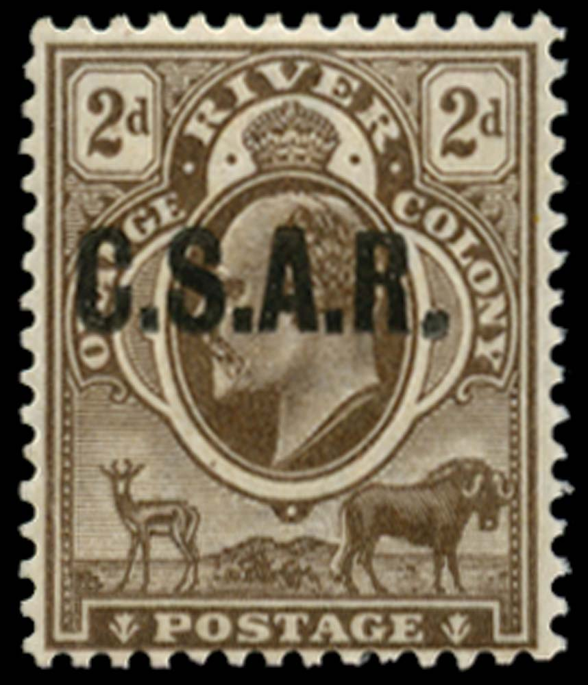 ORANGE FREE STATE 1905  SGRO3 Official