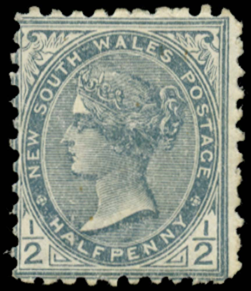 NEW SOUTH WALES 1892  SG271a Mint