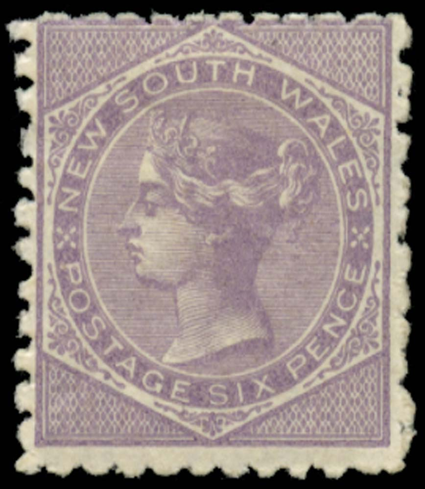 NEW SOUTH WALES 1882  SG235e Mint