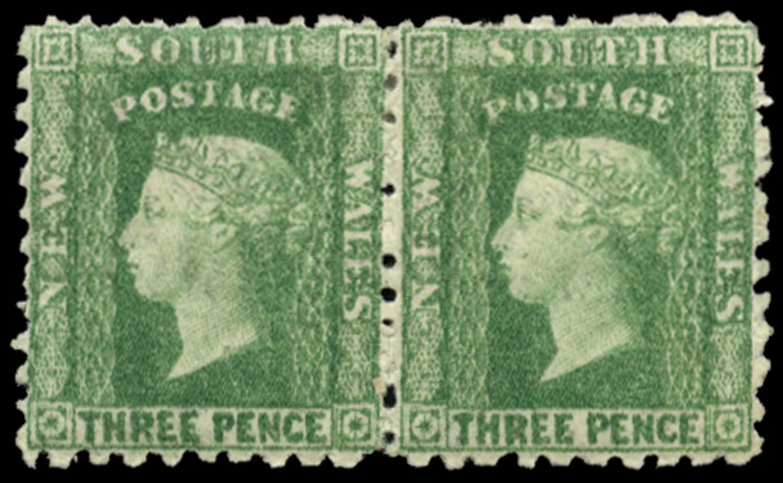 NEW SOUTH WALES 1882  SG228b Mint