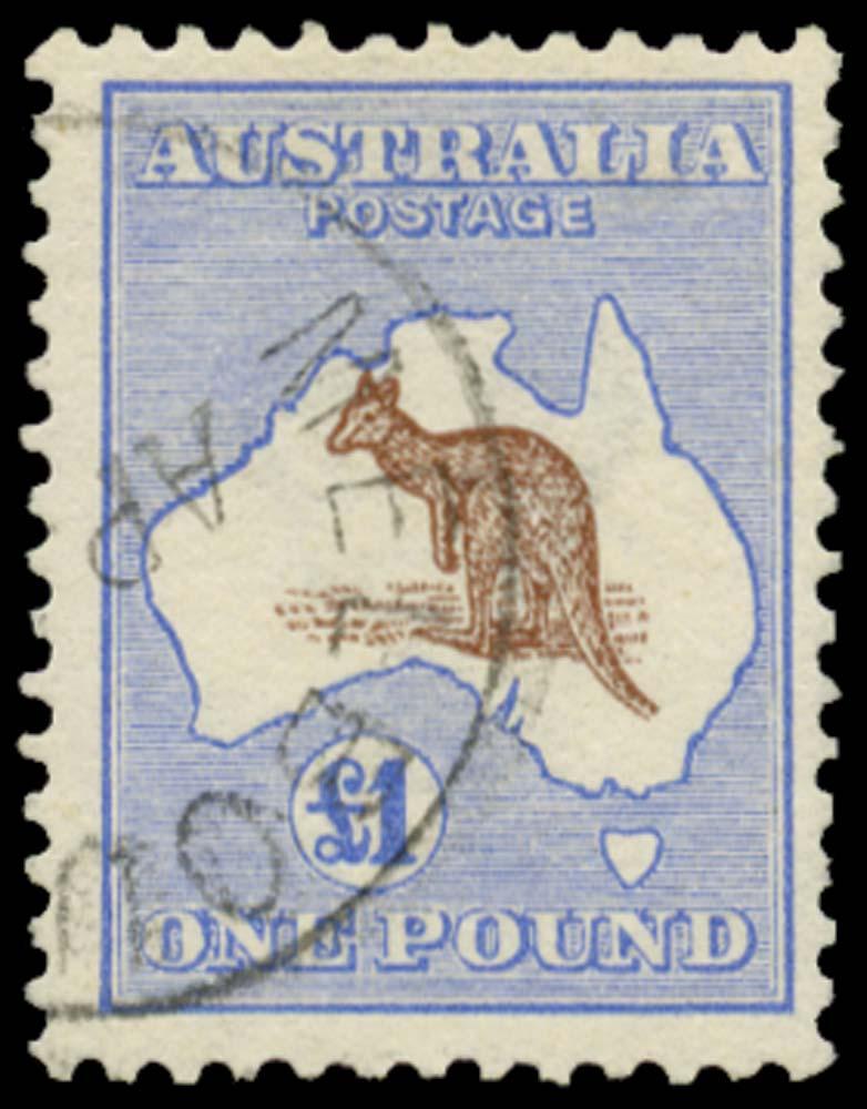AUSTRALIA 1913  SG15 Used