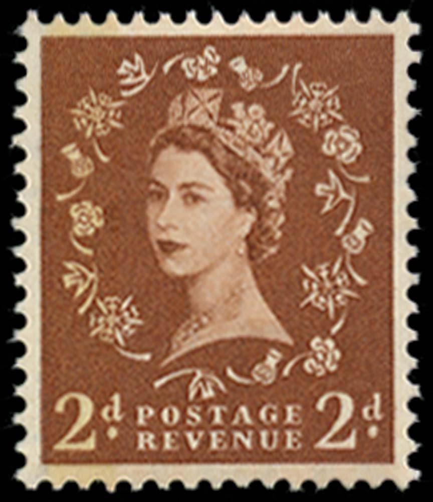GB 1959  SG605a Mint