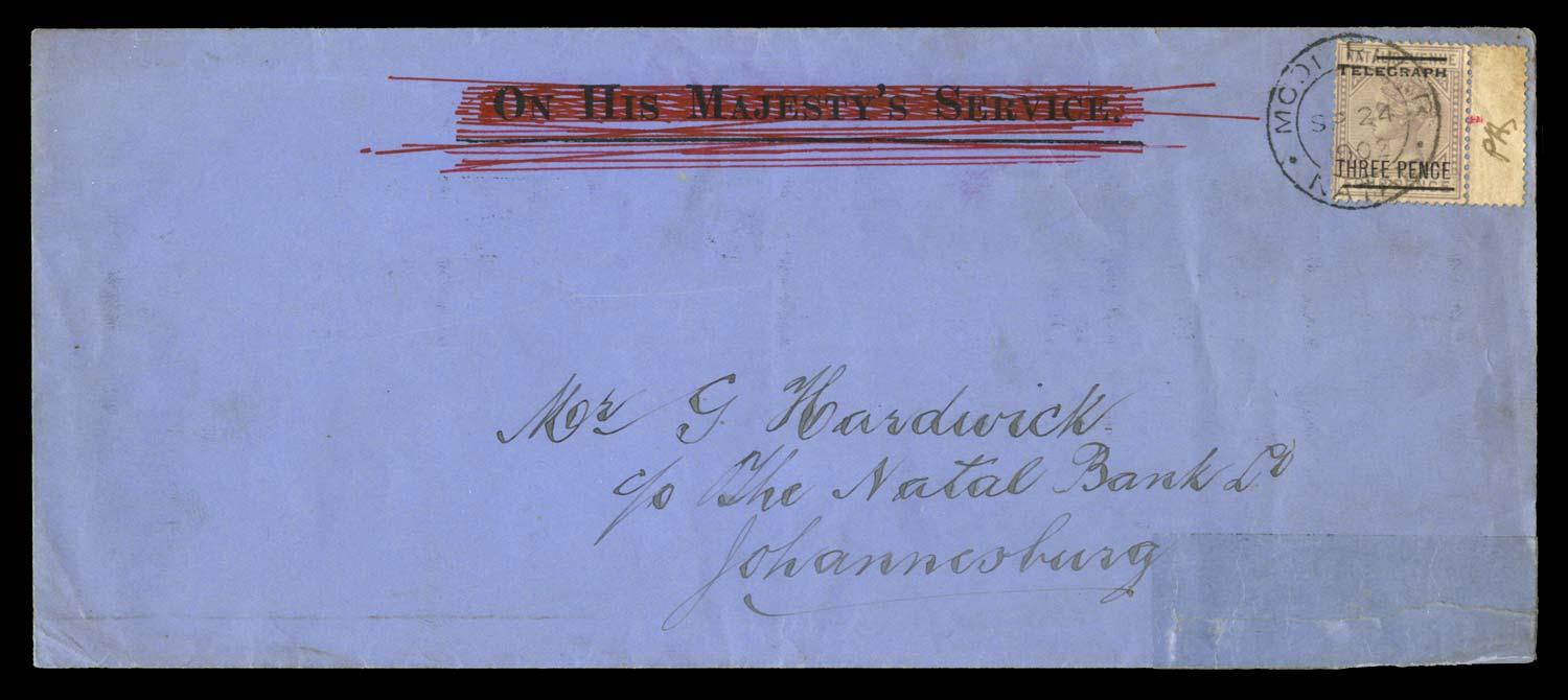 NATAL 1902  SGT12 Cover