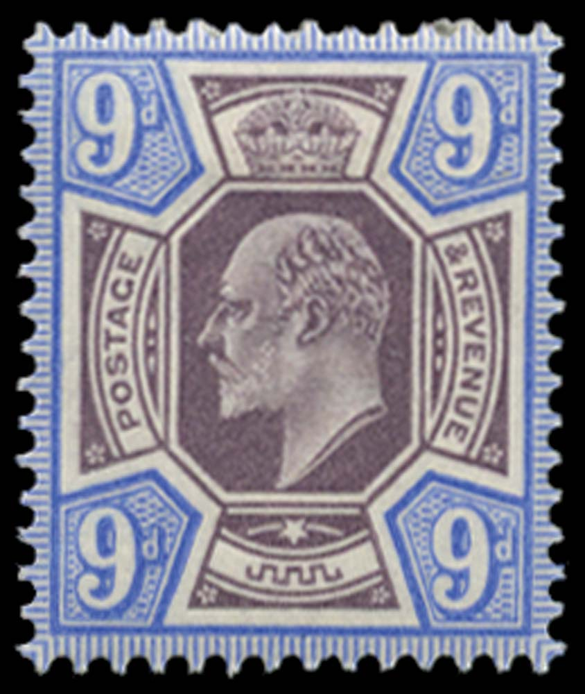 GB 1905  SG251 Mint unused o.g.