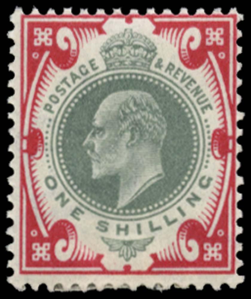 GB 1902  SG257 Mint Unused o.g.