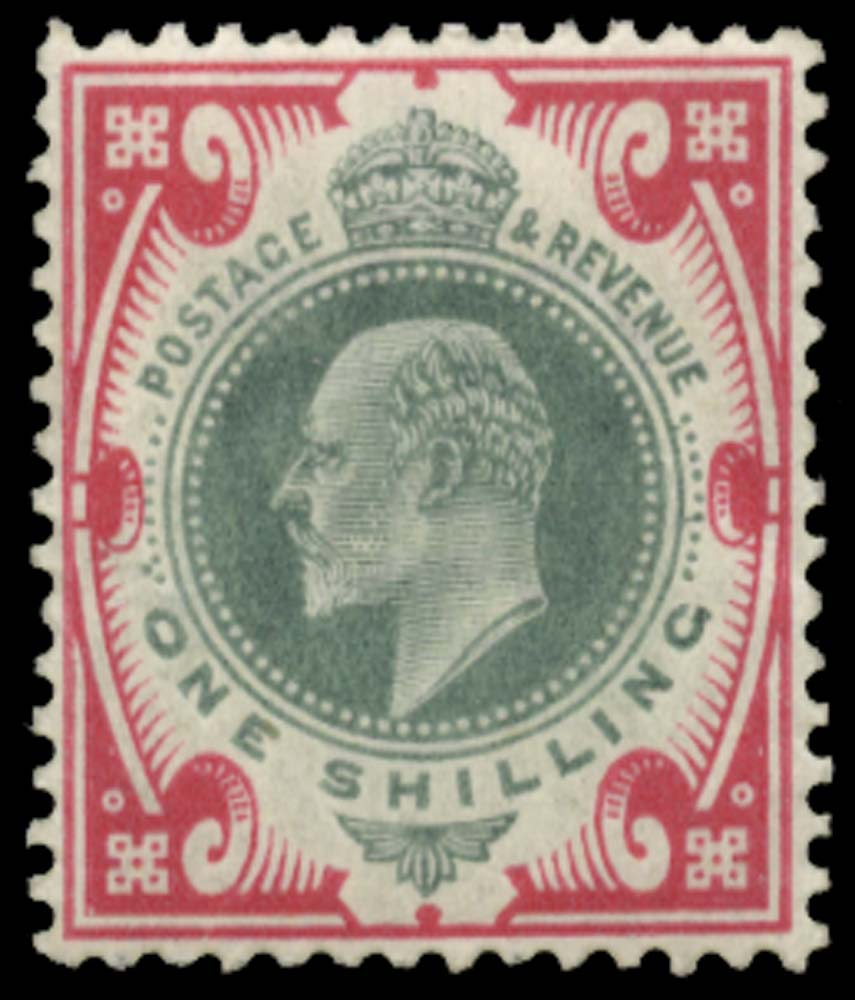 GB 1902  SG257 Mint Unused o.g.