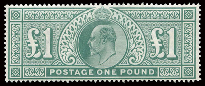 GB 1902  SG266 Mint Unused o.g.
