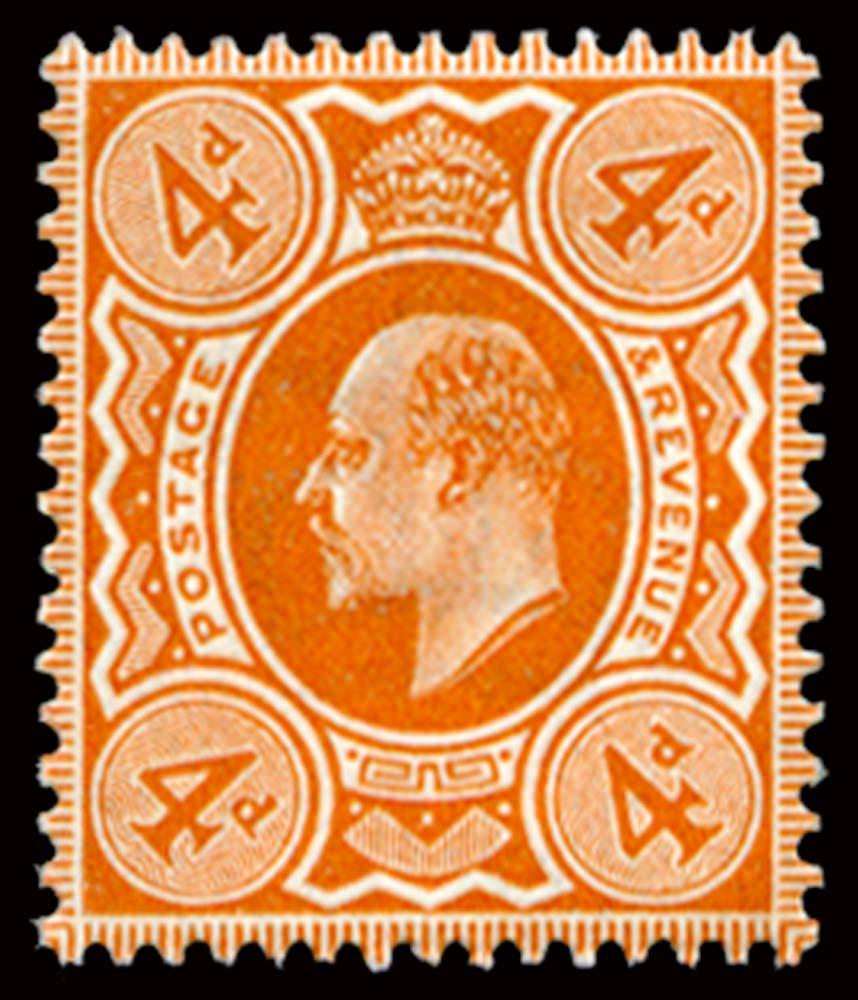 GB 1911  SG286 Mint unmounted o.g.