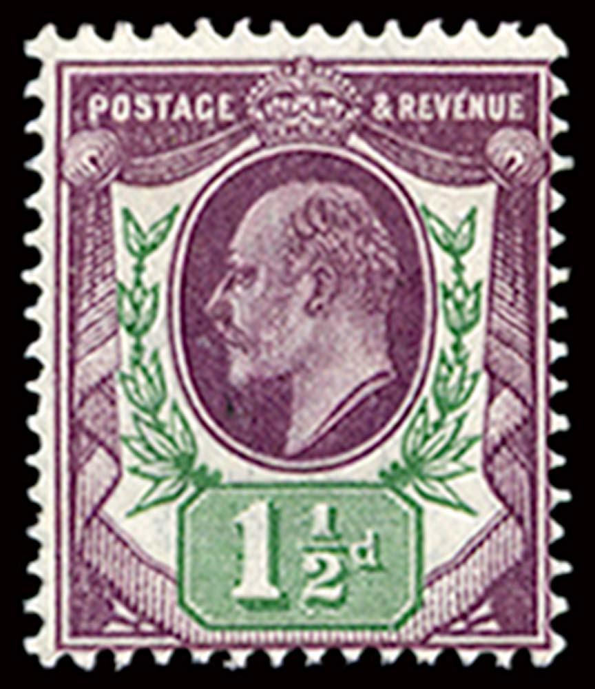 GB 1912  SG289 Mint Unmounted o.g.