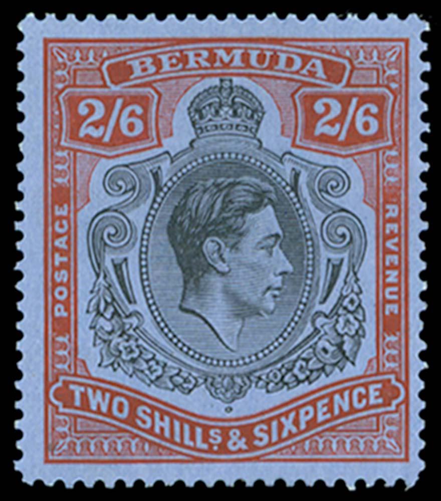 BERMUDA 1938  SG117af Mint