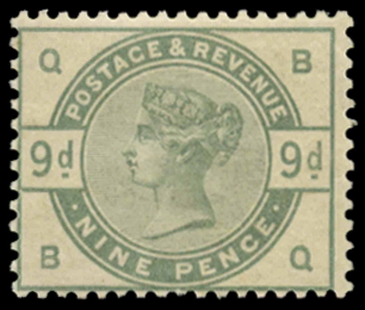 GB 1883  SG195 Mint Unmounted o.g.