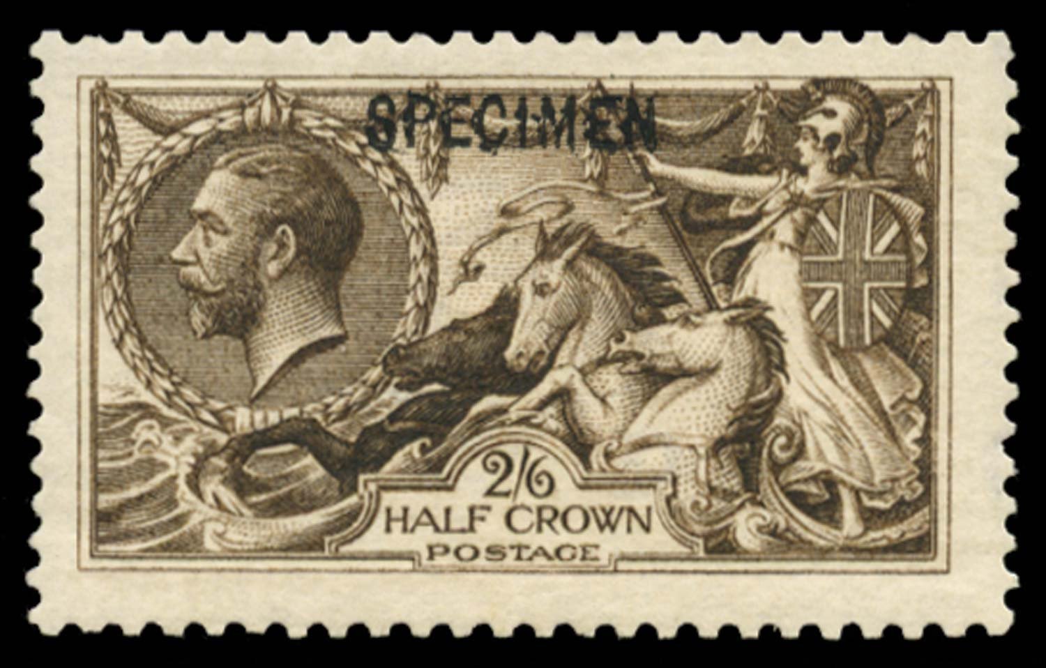 GB 1913  SG399s Specimen type 26