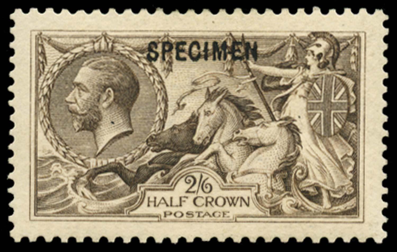 GB 1913  SG400s Specimen type 26