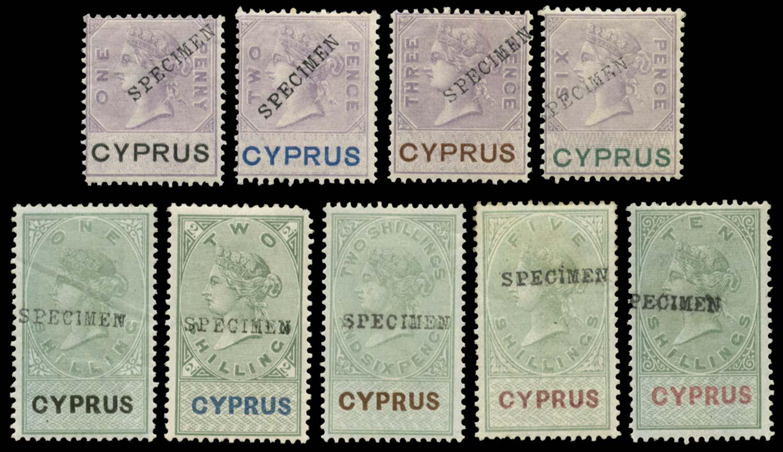CYPRUS 1878  SG. Revenue