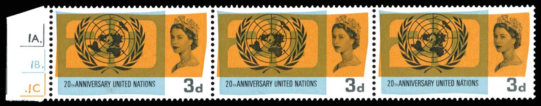 GB 1965  SG681b Mint -