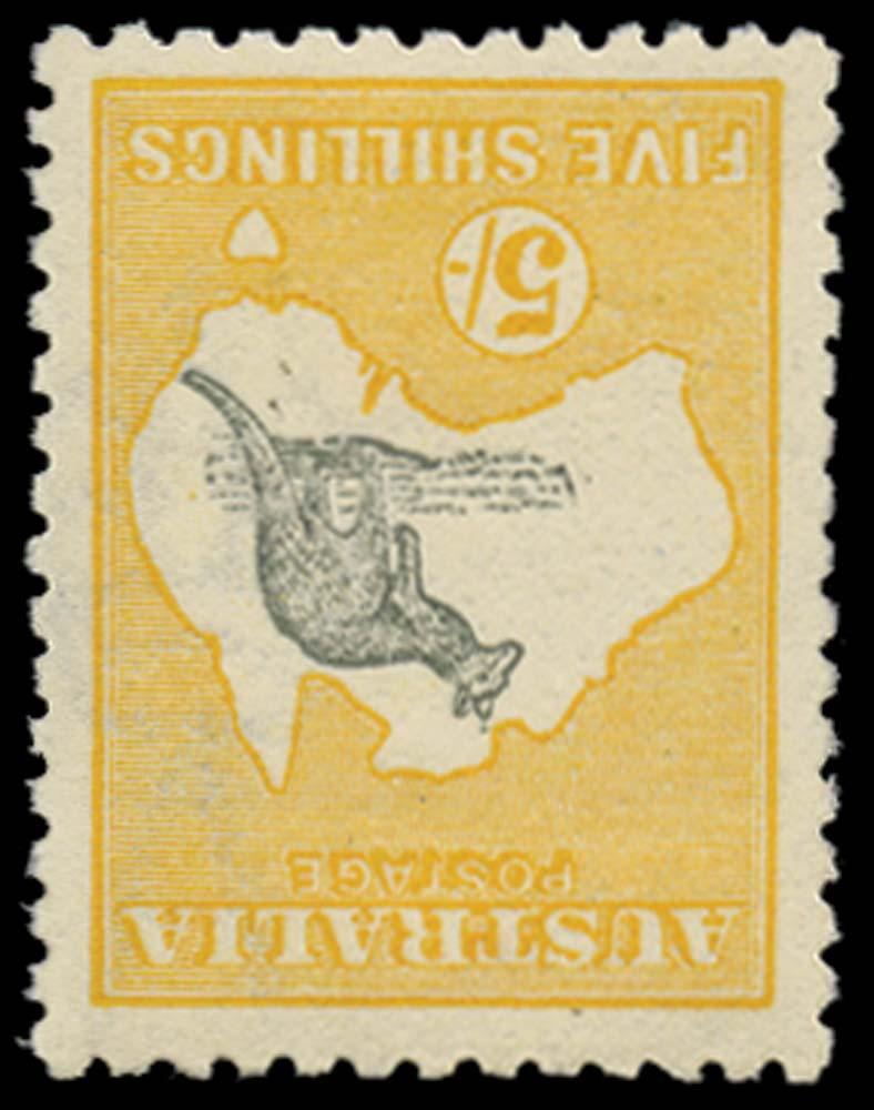 AUSTRALIA 1915  SG30w Mint
