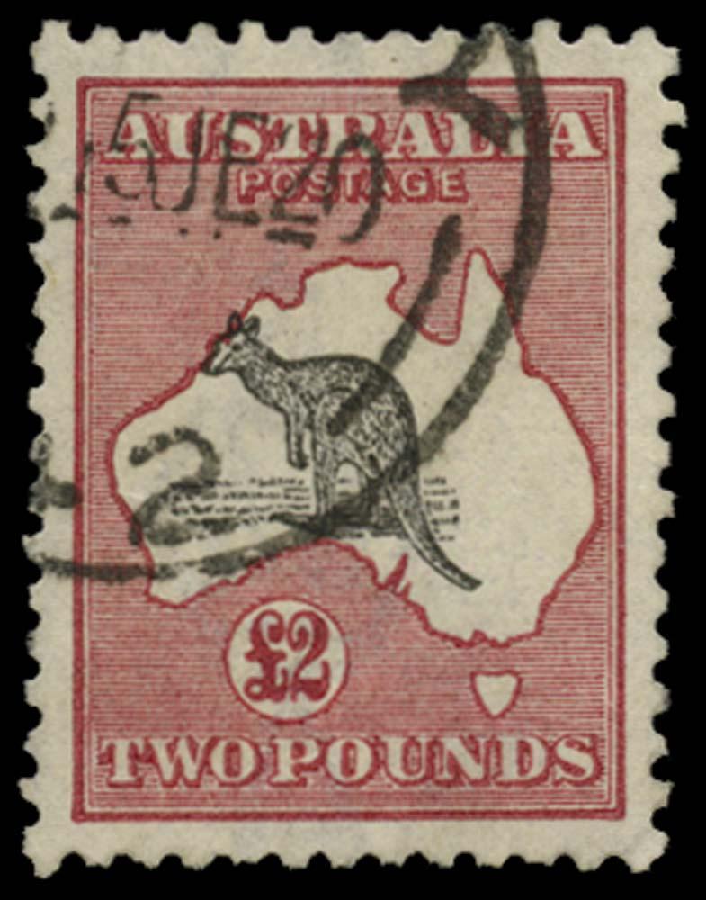 AUSTRALIA 1915  SG45 Used