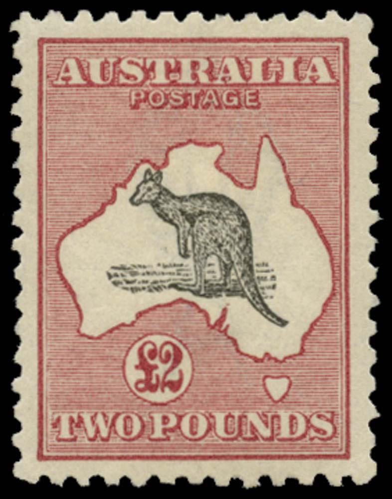 AUSTRALIA 1915  SG45a Mint