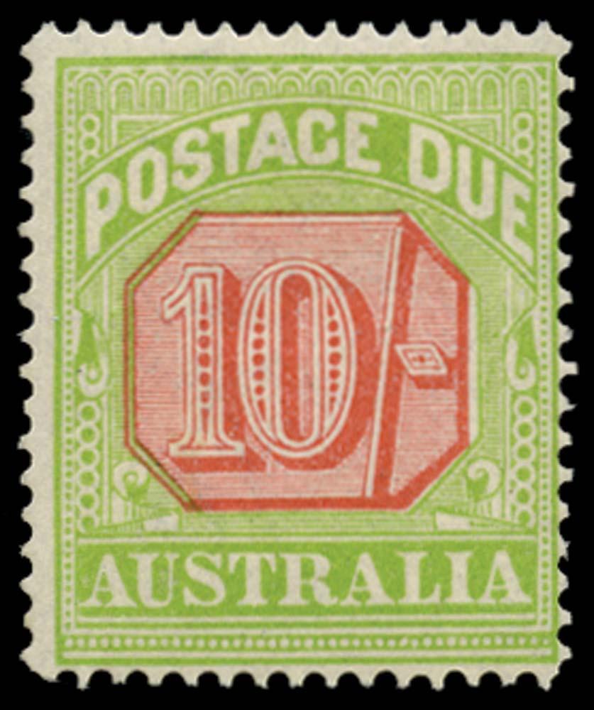 AUSTRALIA 1913  SGD86 Postage Due