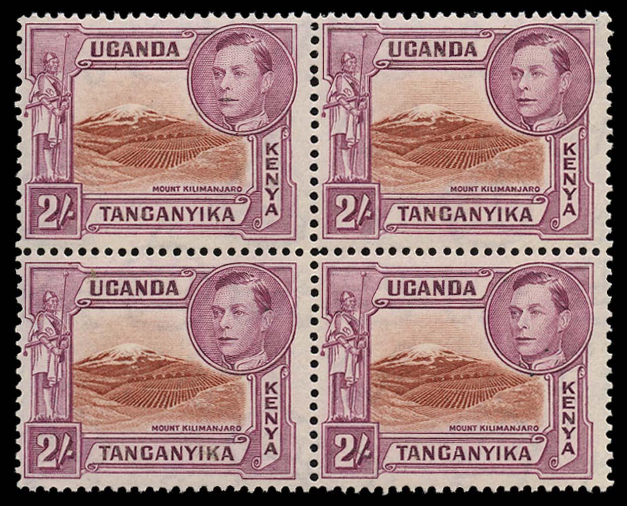 KUT 1944  SG146b Mint