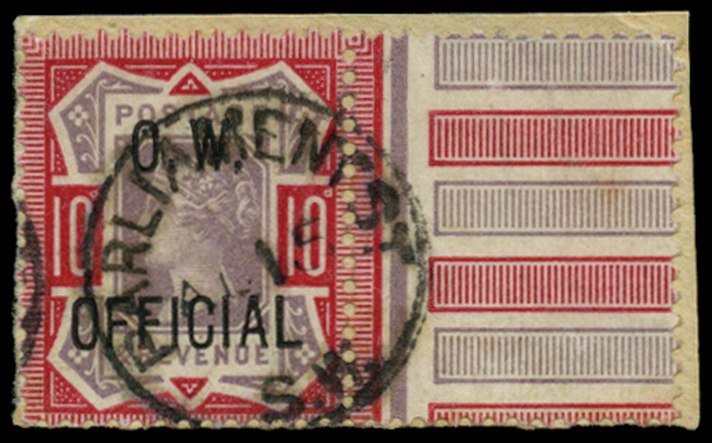 GB 1902  SGO35 Official